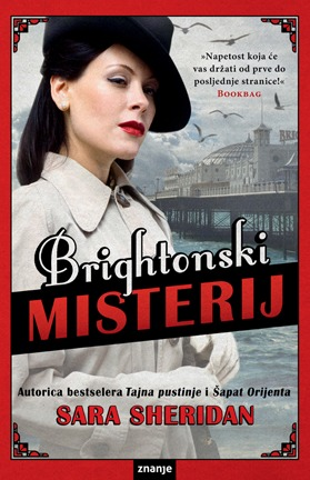 Brightonski misterij(Mirabelle Bevan Mystery 1)
