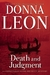 Death and Judgment A Commissario Guido Brunetti Mystery by Donna Leon