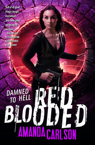 Red Blooded(Jessica McClain 4)