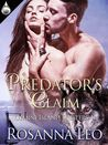 Predator's Claim  (Gemini Island Shifters, #4)