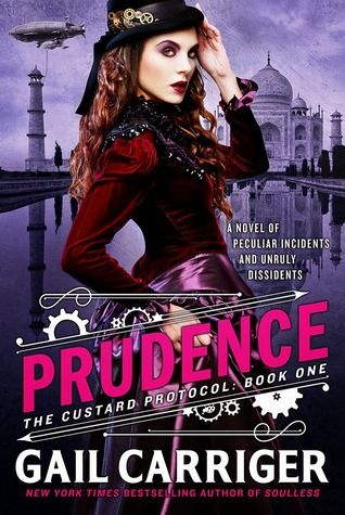 Prudence(The Custard Protocol 1)