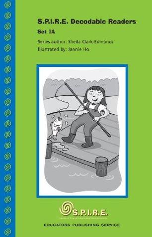 S.P.I.R.E. Decodable Readers, Set 1A - 10 Titles