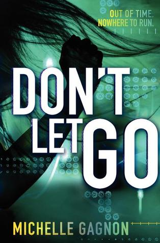 Don't Let Go (PERSEFoNE, #3)