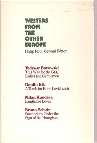 Writers From the Other Europe (4 Volume Set)