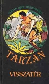 Tarzan visszatér (Tarzan, #2)
