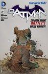 Batman #20 by Scott Snyder