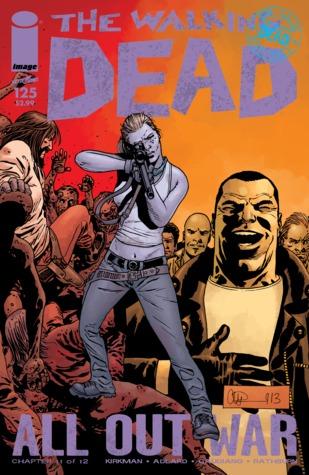 The Walking Dead, Issue #125