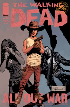 The Walking Dead, Issue #126