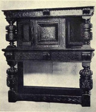 How to Know Period Styles in Furniture; A Brief History of Furniture from the Days of Ancient Egypt to the Present Time