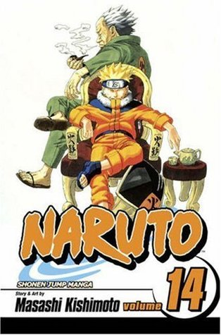 Naruto, Vol. 14: Hokage vs. Hokage!! (Naruto Graphic Novel)