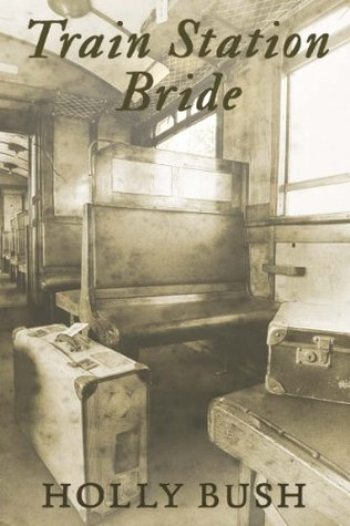 Train Station Bride by Holly Bush