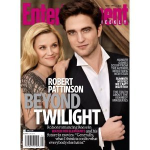 Entertainment Weekly #1148: April 1, 2011: Robert Pattinson: Beyond Twilight