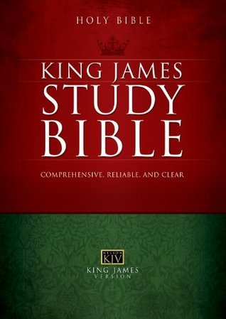 The Holy Bible, King James Study Bible