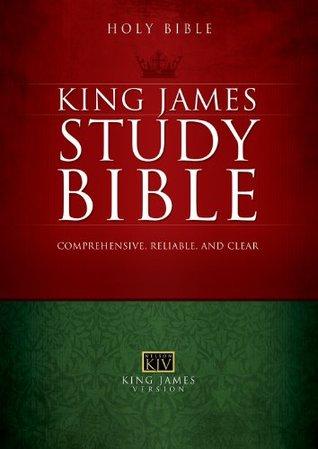 The Holy Bible, King James Study Bible (KJV)