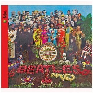 Sgt. Pepper's Lonely Hearts Club Band (Remastered) [Enhanced, Limited Edition, Original Recording Remastered] the Beatles | Format: Audio Cd