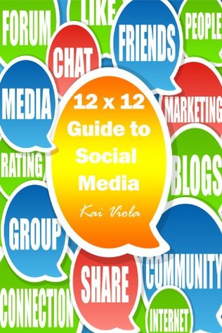 12x12 Social media: 12 projects to update your brand
