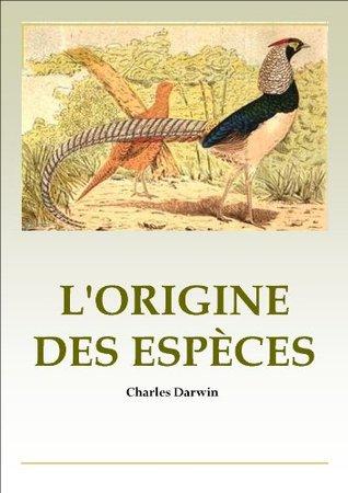 L'origine des especes