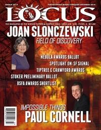 Locus Magazine, Issue 638, March 2014