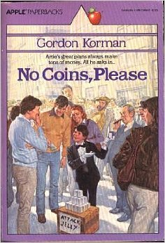 No Coins, Please by Gordon Korman