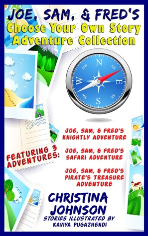 Joe, Sam, & Fred's Choose Your Own Story Adventure Collection (Choose Your Own Story Series)