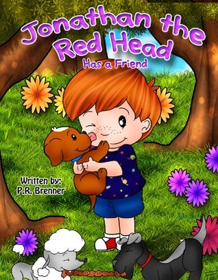 Children's books: Jonathan The Red Head (2) (Beautifully Illustrated kids book): Has a friend