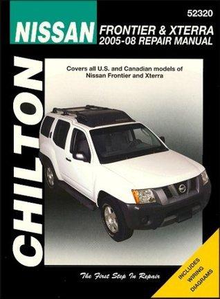 Nissan Frontier, Xterra Repair Manual 2005-2008