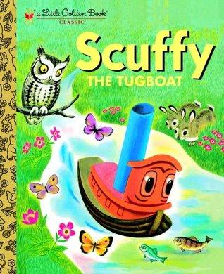 Ebook Scuffy the Tugboat (Little Golden Book) by Gertrude Crampton PDF!