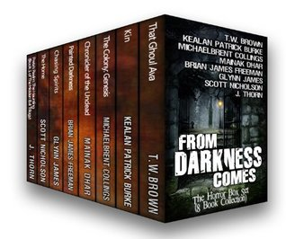 From Darkness Comes: 8 Book Horror Collection