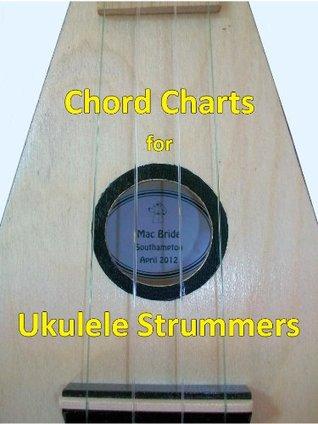 Chord Charts for Ukulele Strummers