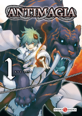 Ebook ANTIMAGIA tome 1 by Aiya Kyû DOC!
