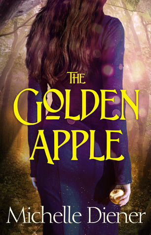 The cover of The Golden Apple by Michelle Diener