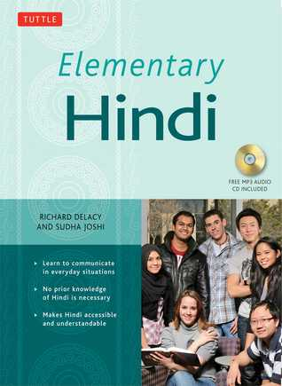 Elementary Hindi: (MP3 Audio CD Included)