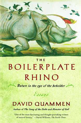 The Boilerplate Rhino: Nature in the Eye of the Beholder