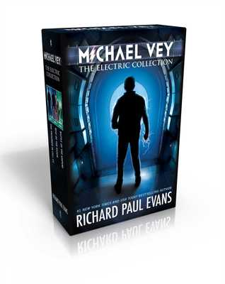 Michael Vey: The Electric Collection (Michael Vey, #1-3)