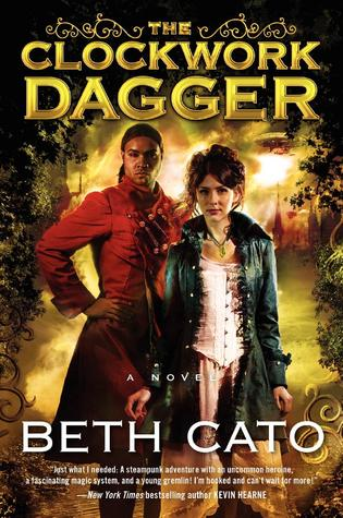 Ebook The Clockwork Dagger by Beth Cato PDF!