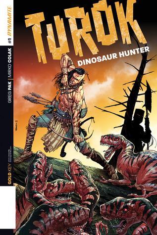 Turok: Dinosaur Hunter #1