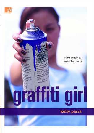 Graffiti Girl by Kelly Parra