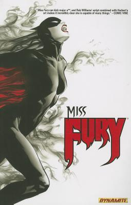 Miss Fury, Volume 1: Anger is an Energy