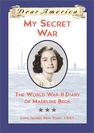 My Secret War by Mary Pope Osborne
