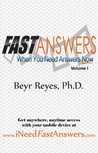 Fast Answers: When You Need Answers Now