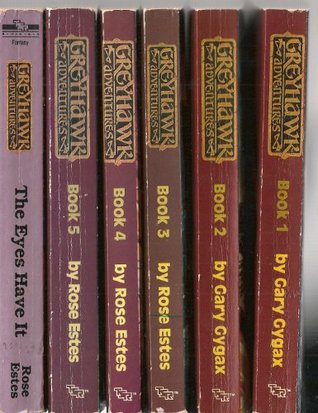 The Complete Greyhawk Adventures (6 Volumes)