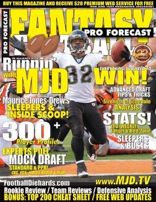 2011 Fantasy Football Pro Forcast