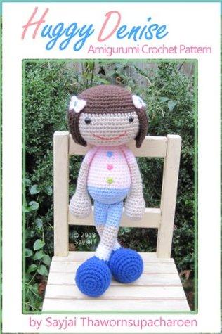 Huggy Denise Amigurumi Crochet Pattern