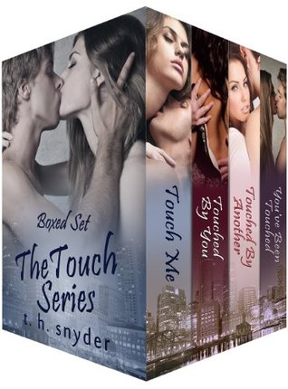 The Touch Series Box Set(Touch 1-3.5) - T.H. Snyder