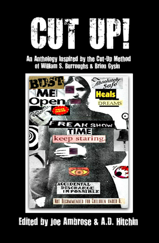 Ebook CUT UP! An Anthology Inspired by the Cut-Up Method of William S. Burroughs & Brion Gysin by A.D. Hitchin PDF!