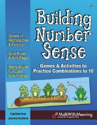 Building Number Sense: Games & Activities to Practice Combinations to 10