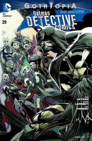 Batman Detective Comics #29