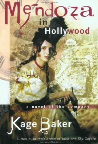 Mendoza in Hollywood (The Company, #3)