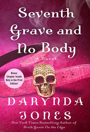 Seventh Grave and No Body(Charley Davidson 7)