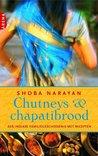 Chutneys & chapatibrood